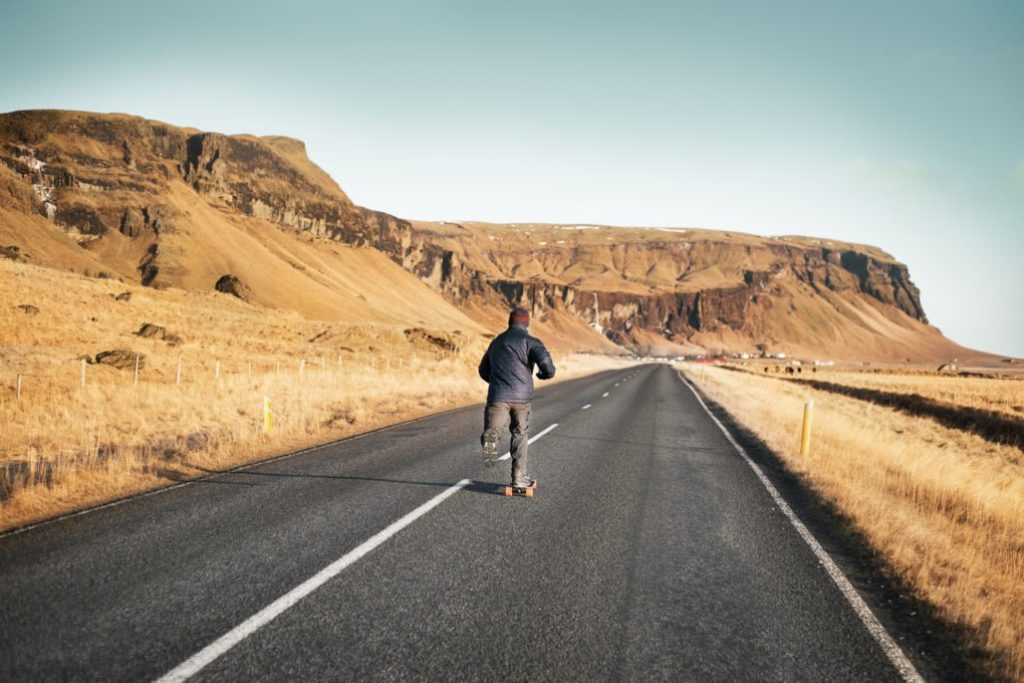 Long Distance Longboarding