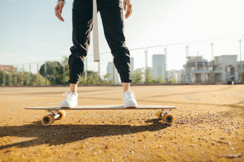 Longboard Trucks Types and Placement