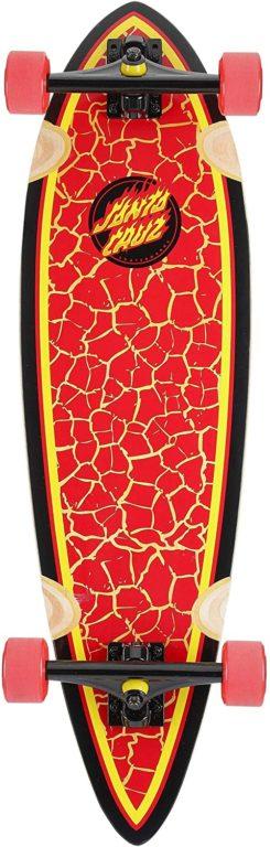Santa Cruz Pintail Longboard