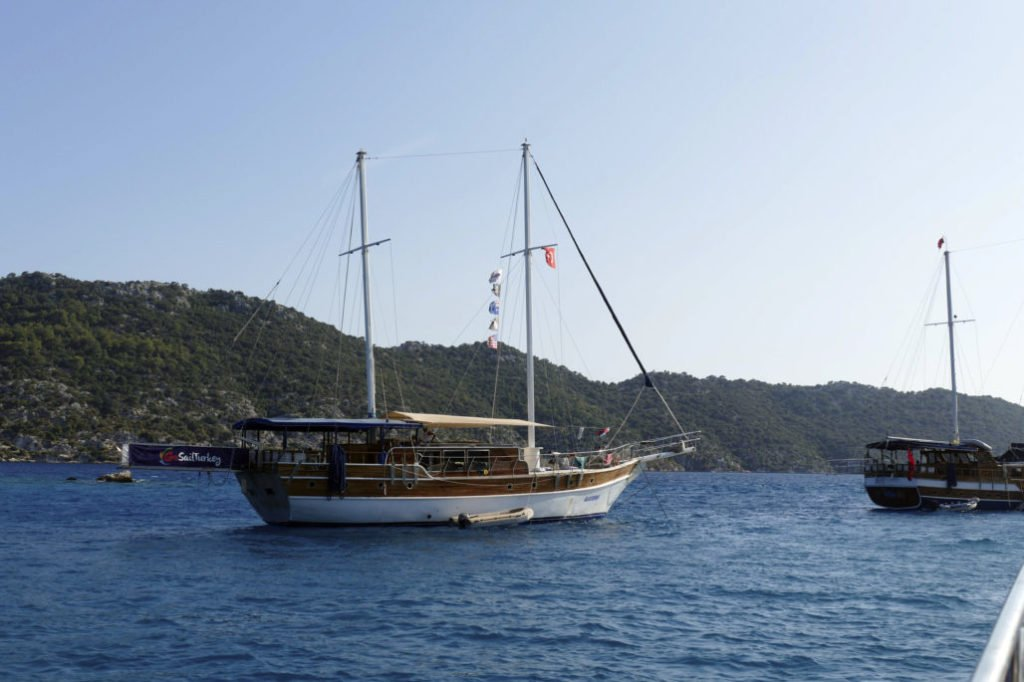 The Gulet Yacht