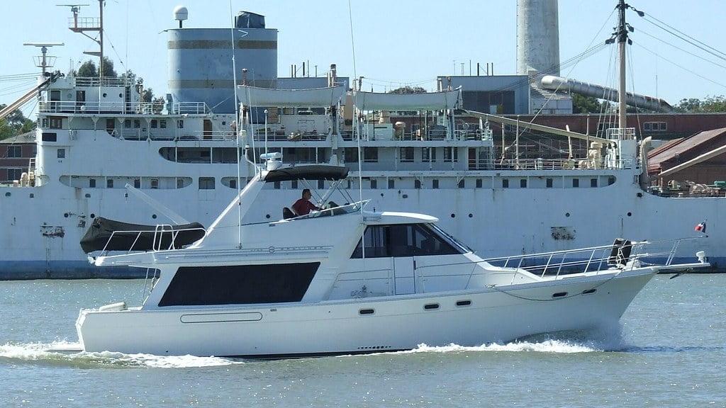 The Pilothouse Yacht