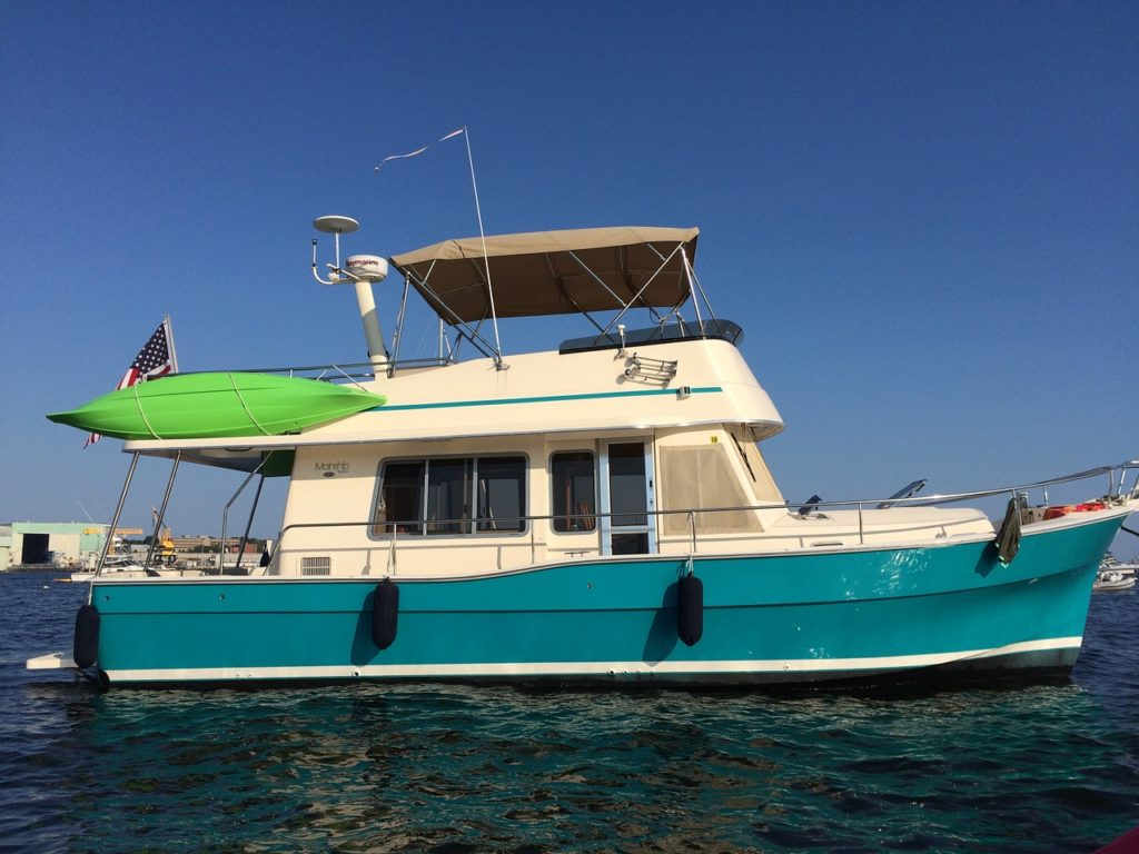 The Trawler Yacht