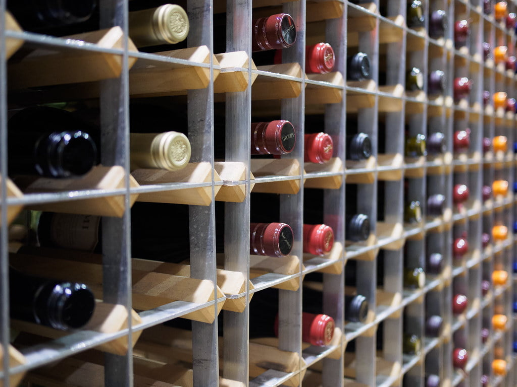 Where is Best to Place a Wine Rack System
