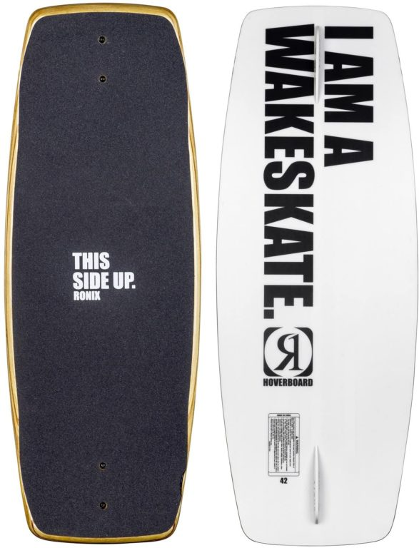 Hoverboard 42″ Wakeskate White by Ronix