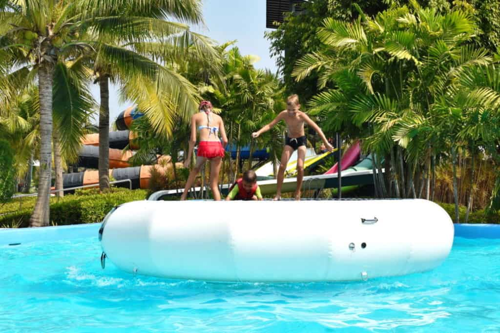 The Best Water Trampolines For The Money